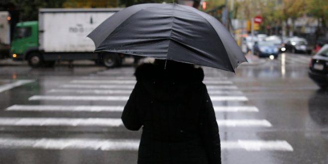 Καιρός: Βροχές και καταιγίδες το Σάββατο – Πού θα είναι ισχυρότερα τα φαινόμενα