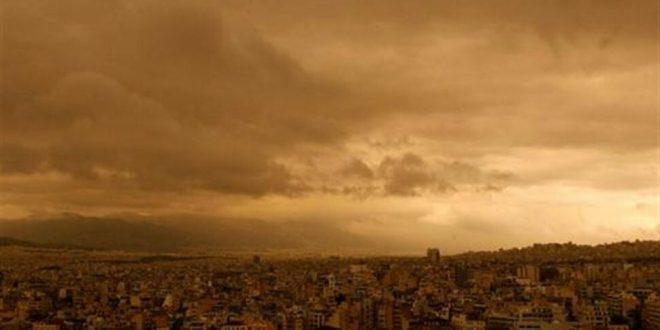 Καιρός : Έρχονται λασποβροχές, καταιγίδες και χαλαζοπτώσεις